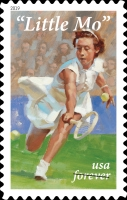 [Tennis - The 50th Anniversary of the Death of Maureen Connolly, 1934-1969, Typ IDZ]