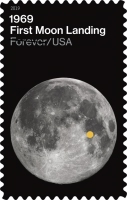 [The 50th Anniversary of the Apollo 11 Mission to the Moon, Typ IFW]