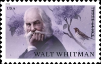 [The 200th Anniversary of the Birth of Walt Whitman, 1819-1892, Typ IGK]
