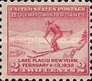 [Winter Olympic Games - Lake Placid, New York, type II]