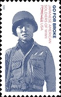 [Go for Broke - Japanese American Soldiers of WWII, type IMS]