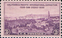 [California-Pacific Exposition - San Diego, Typ JK]