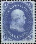 [Benjamin Franklin - With Grill, type L4]