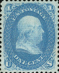[Benjamin Franklin - With Grill, type L5]
