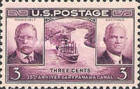 [The 25th Anniversary of the Panama Canal, Typ LY]