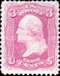 [George Washington, 1732-1799, Typ M2]