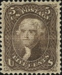 [Thomas Jefferson - With Grill, Typ N7]