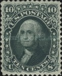 [George Washington, 1732-1799, Typ O1]