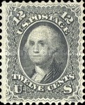 [George Washington, 1732-1799, Typ P]