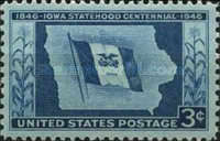 [The 100th Anniversary of Iowa Statehood, type PG]