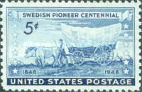 [The 100th Anniversary of Swedish Pioneers, Typ PW]