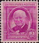 [The 80th Anniversary of the Birth of William Allen White, Typ PY]