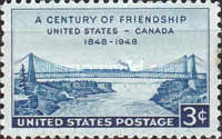 [The 100th Anniversary of United States-Canada Friendship, Typ PZ]