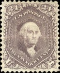 [George Washington, 1732-1799, Typ Q1]
