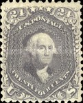 [George Washington, 1732-1799, Typ Q5]