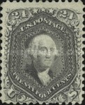 [George Washington, 1732-1799, Typ Q7]