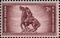 [The 50th Anniversary of the Rough Riders, Typ QL]