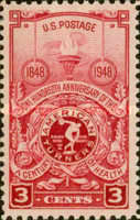 [The 100th Anniversary of American Turners, Typ QR]