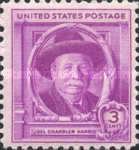 [The 100th Anniversary of the Birth of Joel Chandler Harris, Typ QS]