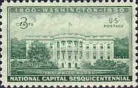 [The 150th Anniversary of the National Capitol, type RC]