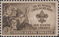 [Boy Scouts of America, type RH]