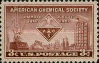 [The 75th Anniversary of American Chemical Society, type RO]