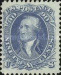 [George Washington, 1732-1799, Typ S1]