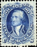 [George Washington - With Grill, Typ S3]