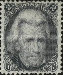 [Andrew Jackson - With grill, type T2]