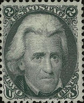 [Andrew Jackson - With grill, type T3]