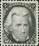 [Andrew Jackson - With grill, type T4]