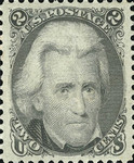 [Andrew Jackson - With grill, type T5]