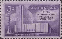[Fifth International Philatelic Exhibition, Typ UH]