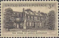 [Wheatland - Home of James Buchanan, Typ UM]