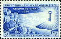 [Children's Stamp, Typ UQ]