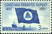[The 150th Anniversary of the Coast and Geodetic Survey, Typ UT]
