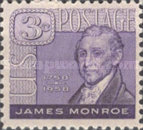 [The 200th Anniversary of the Birth of James Monroe, Typ VH]