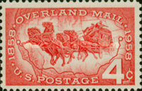 [Overland mail, Typ VW]
