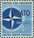 [The 10th Anniversary of NATO, Typ WD]