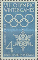 [Winter Olympic Games - Squaw Valley, USA, type WW]