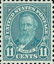 [The 100th Anniversary of the Birth of Rutherford B. Hayes, 1822-1893, Typ XET1]