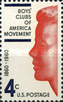 [Boy's clubs of America Movement, type XN]