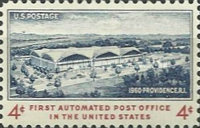 [First Automated Post Office, type XO]