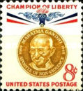 [Champion of Liberty - Mahatma Gandhi, Typ XZ]