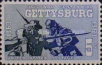 [The 100th Anniversary of the Civil War - Battle of Gettysburg, Typ YE]