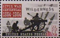 [The 100th Anniversary of the Civil War - Battle of the Wilderness, Typ YF]