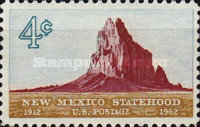 [The 50th Anniversary of New Mexico Statehood, type YP]