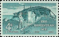 [The homestead act, Typ YW]