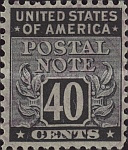 [Postal Note Stamps, Typ A12]