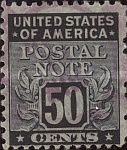 [Postal Note Stamps, Typ A13]